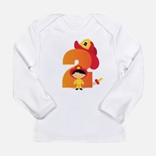 Cute 2 year old Long Sleeve Infant T-Shirt