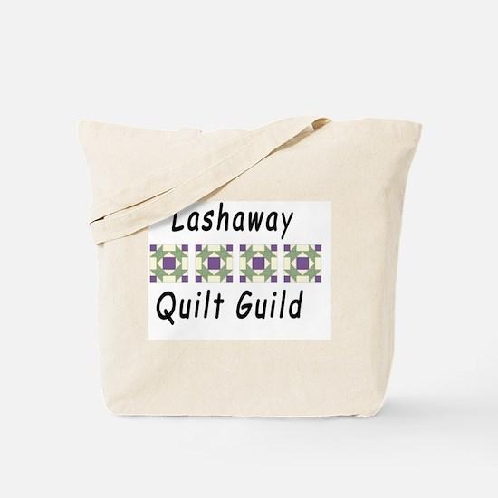 Funny Quilt guild Tote Bag