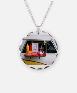 1950's Drive-in Necklace