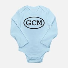 Funny International no symbol Long Sleeve Infant Bodysuit