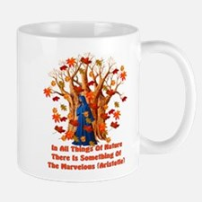 Autumn Pagan Goddess Mug