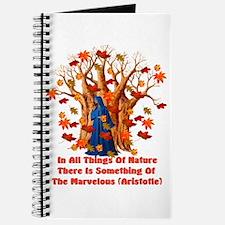 Autumn Pagan Goddess Journal