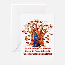 Autumn Pagan Goddess Greeting Cards (Pk of 10)