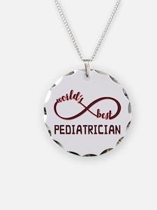 Worlds Best Pediatrician Necklace