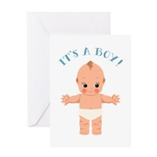 Its A Boy Greeting Cards