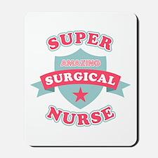 Super Surgical Nurse Mousepad