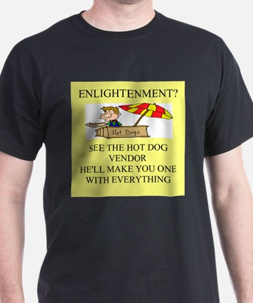 enlightenment gifts t-shirts T-Shirt