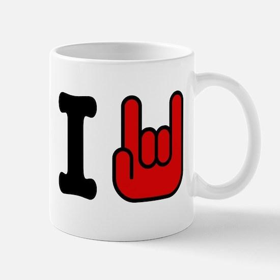 I Rock Mug