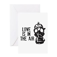 No Falling In Love Greeting Cards