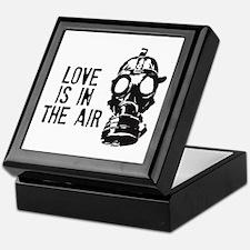 No Falling In Love Keepsake Box