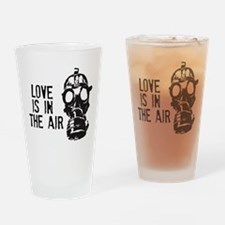 No Falling In Love Drinking Glass