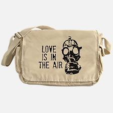 No Falling In Love Messenger Bag