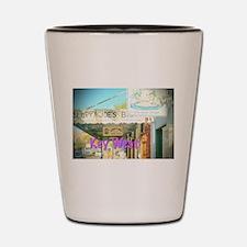 Sloppy Joe's Key West Shot Glass