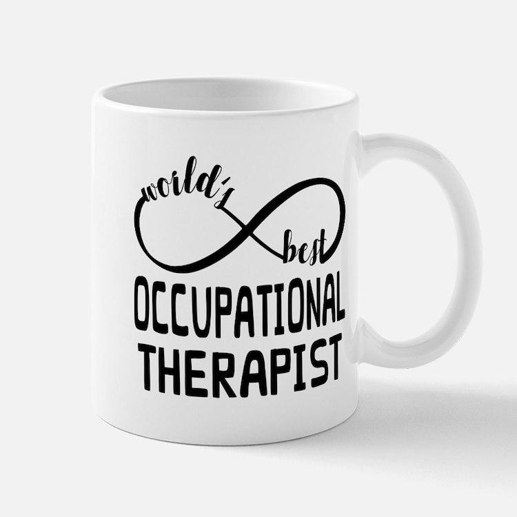 Worlds Best Occupational Therapist Mug