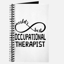 Worlds Best Occupational Therapist Journal