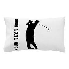 Golfer (Custom) Pillow Case
