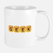 Words With Geek Mugs