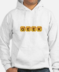 Words With Geek Hoodie
