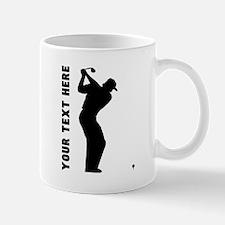 Golf Shot (Custom) Mugs