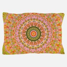 Happy Hippy Mandala Pillow Case