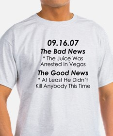 In The News AGAIN T-Shirt