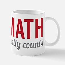 Math Really Counts Mugs