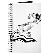 Paint tube Journal