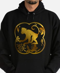 Year of The Monkey Hoodie (dark)
