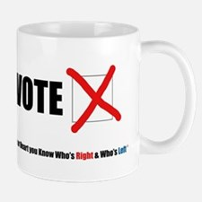 In your Heart you Know Who's Right & Who's Le Mugs