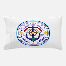 Monaco Yacht Club Pillow Case