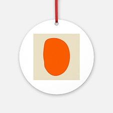 Unique Modern Round Ornament