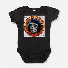 Cute Cubano Baby Bodysuit
