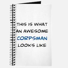 awesome corpsman Journal