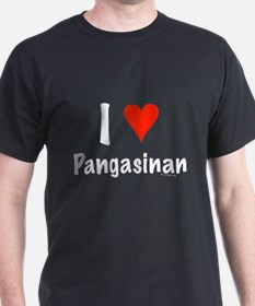 I love Pangasinan T-Shirt