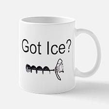 Ice Fishing Walleye Mug