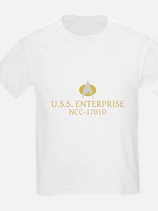 Star Trek: TNG Ship Name T-Shirt