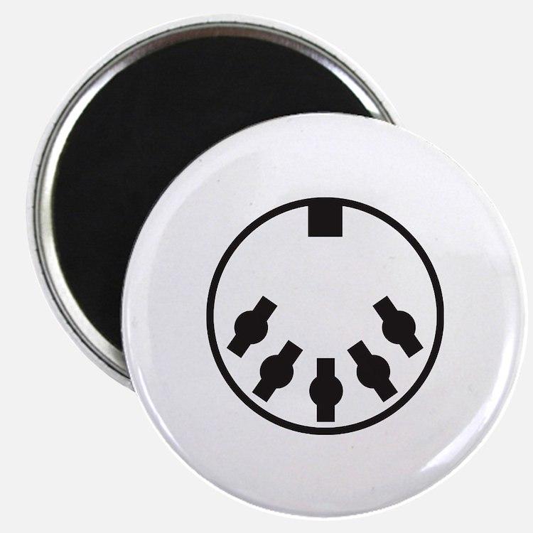 Cute Midi Magnet