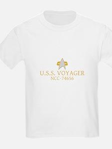 Star Trek: VOY Ship Name T-Shirt