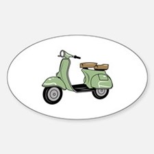 Motor Scooter Decal