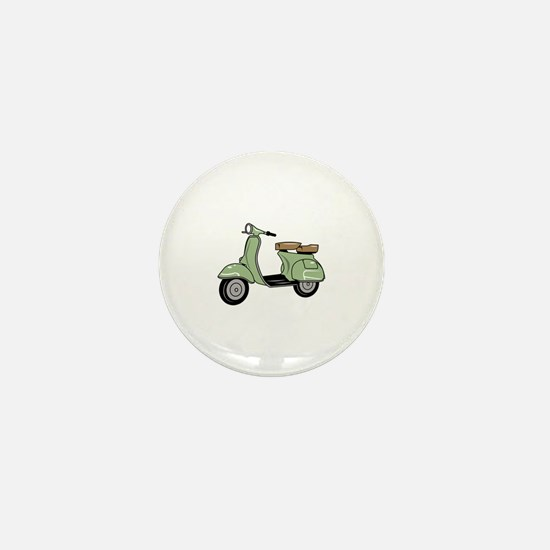 Motor Scooter Mini Button