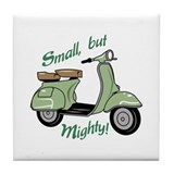 Vespa scooter Drink Coasters