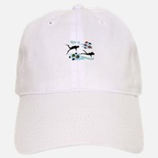 Life Is Beautiful Baseball Baseball Baseball Cap