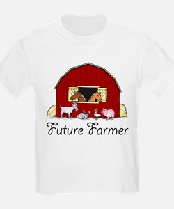Future Farmer Barnyard T-Shirt