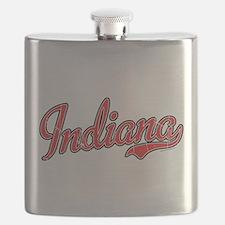 Indiana Vintage Flask