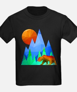 Bear Mountain Range T-Shirt