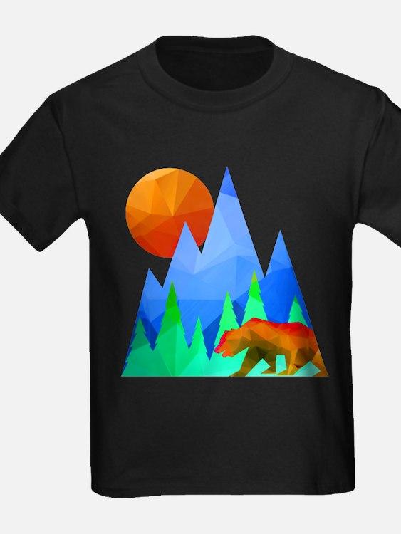 Bear Mountain Range T-Shirt