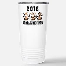 2016 Funny Year of The Travel Mug