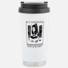 Funny Higher education Travel Mug