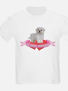 Maltese Valentine T-Shirt