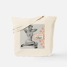 Unique Pinup Tote Bag